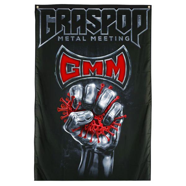GMM Corona Fist   Flag
